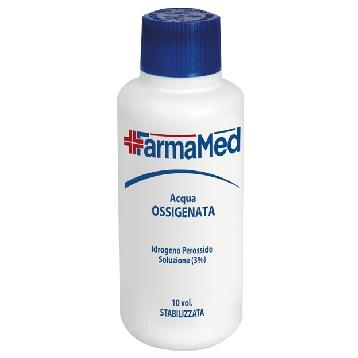 ACQUA OSSIGENATA 10 VOLUMI 250 ML. FARMAMED             05397