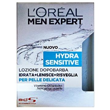 L'OREAL DOPOBARBA LOZIONE 100 ML. HYDRA SENSITIVE