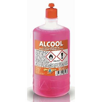 ALCOOL 500 ML. ETILICO DENATURATO