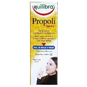 EQUILIBRA PROPOLI SPRAY FLACONE 20 ML. ART. PRY