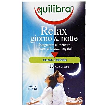 EQUILIBRA RELAX GIORNO&NOTTE 50 PZ.                      REL