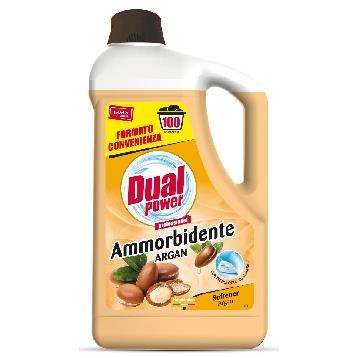 DUAL POWER AMMORBIDENTE 5 LT. 100 MIS. ARGAN