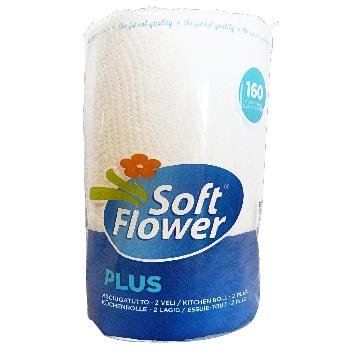 SOFT FLOWER 1 ASCIUGATUTTO 160 STRAPPI