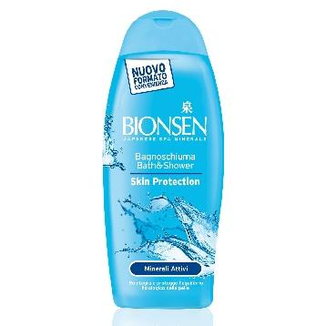 BIONSEN BAGNO 750 ML. SKIN PROTECTION MINERALI