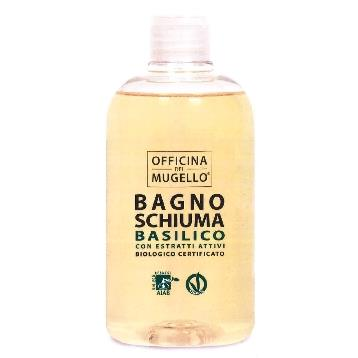 OFFICINA DEL MUGELLO BAGNOSCHIUMA BIO 500 ML. BASILICO