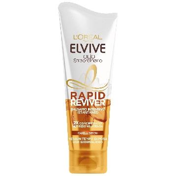 ELVIVE BALSAMO  RAPID REVIVER  180 ML. OLIO STRAORDINARIO