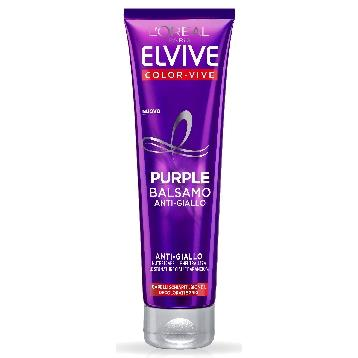 ELVIVE BALSAMO 150 ML. PURPLE ANTI GIALLO