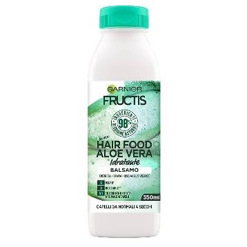 FRUCTIS BALSAMO  HAIR FOOD  350 ML. ALOE IDRATANTE