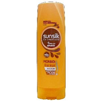 SUNSILK BALSAMO 200 ML. MORBIDI / LUMINOSI GIALLO