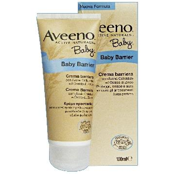 AVEENO BABY CREMA 100 ML. BARRIERA AVENA / ZINCO