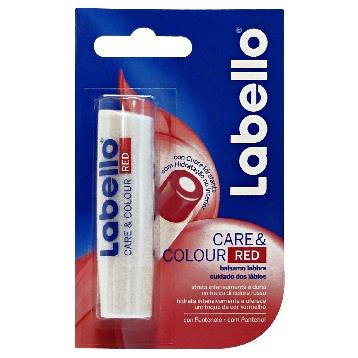 LABELLO BURROCACAO CARE&COLOUR RED COLORATO            85275