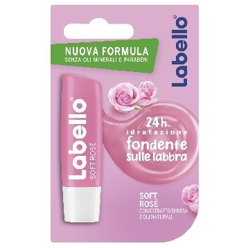 LABELLO BURROCACAO SOFT ROSE'                          85020