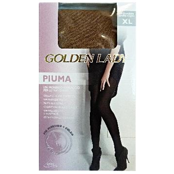 PIUMA COLLANT SUPER COPRENTE CAMMELLO TG. IV 134L