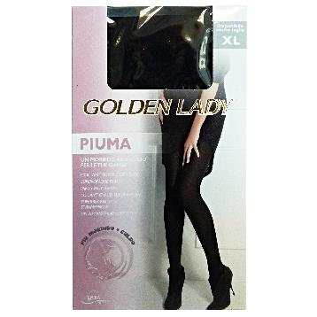 PIUMA COLLANT SUPER COPRENTE NERO TG. IV 134L