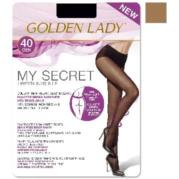 MYSECRET COLLANT 40 DEN MELON TG. XL 24M MM