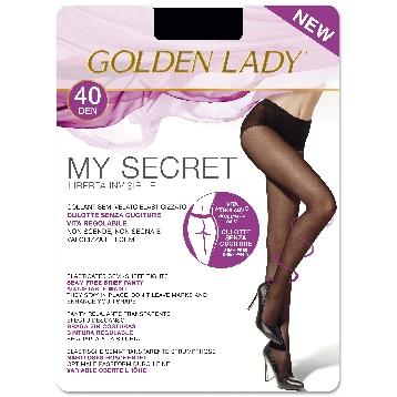MYSECRET COLLANT 40 DEN NERO TG. IV 24M MM