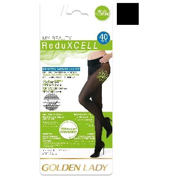 MY BEAUTY REDUXCELL COLLANT 40 DEN NERO TG. XL 28X XA