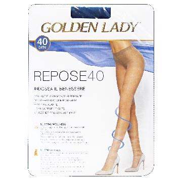 REPOSE COLLANT 40 DEN NERO TG. III 36G
