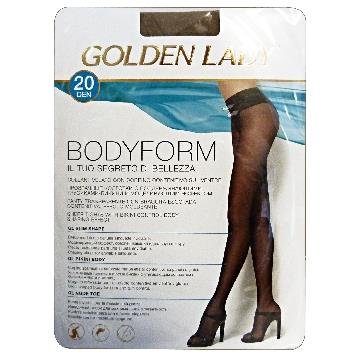 BODYFORM COLLANT 20 DEN NERO TG. IV 39N