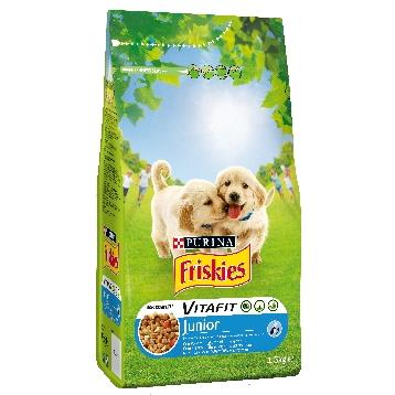 FRISKIES CANE SACCO 1,5 KG. JUNIOR POLLO / VERDURE