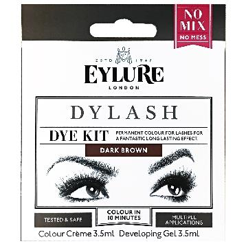 CIGLIA TINTA PERMANENTE EYLURE DYE dark brown        5301022