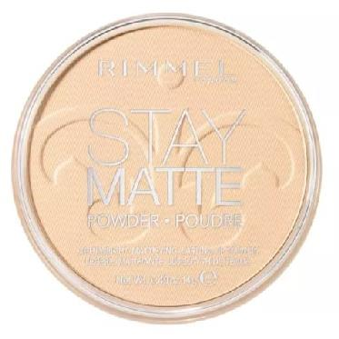 RIMMEL STAY MATTE 01 Transparent CIPRIA*