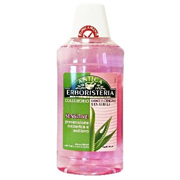 ANTICA ERB. COLLUTTORIO SENSITIVE 500 ML.