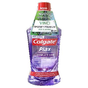 COLGATE PLAX COLLUTTORIO 500 ML. COMPLETE CARE VIOLA
