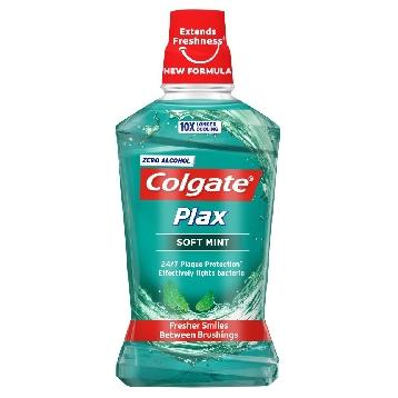 COLGATE PLAX COLLUTTORIO 500 ML. SOFT MINT VERDE