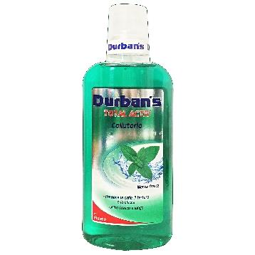 DURBAN'S COLLUTTORIO TOTAL ACTIV MENTA 500 ML.