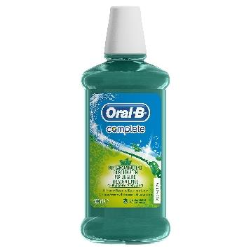 ORAL-B COLLUTTORIO COMPLETE 500 ML.