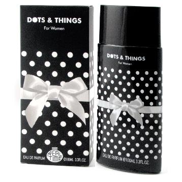 REAL TIME EDP DONNA 100 ML. DOTS & THINGS NERO-ESCADA INCRED