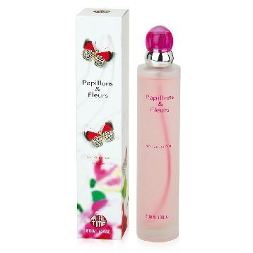 REAL TIME EDP DONNA 100 ML. PAPILLONS & FLEUR-KENZO FLOWERS
