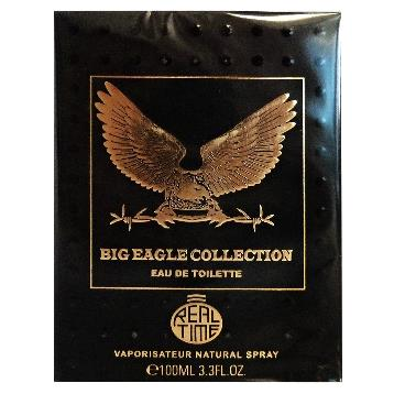 REAL TIME EDT UOMO 100 ML. BIG EAGLE COLLECTION-POLO BLAC
