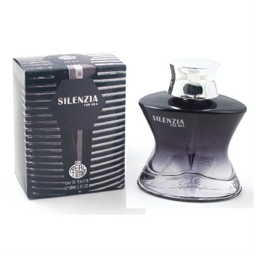 REAL TIME EDT UOMO 100 ML. SILENZIA-YSL LA NUIT DE L'HOMME