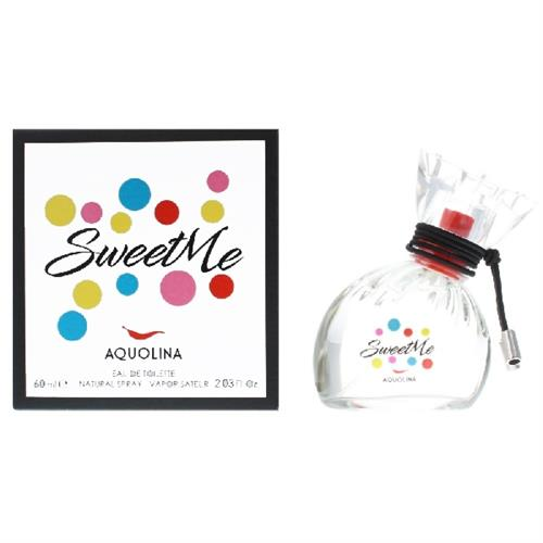 AQUOLINA EDT DONNA 60 ML. SWEET ME