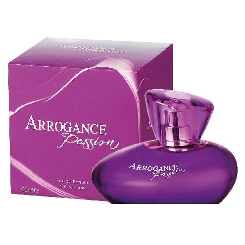 ARROGANCE EDP DONNA 100 ML. PASSION