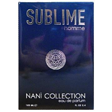 NANI HOMME EDP UOMO 100 ML. SUBLIME