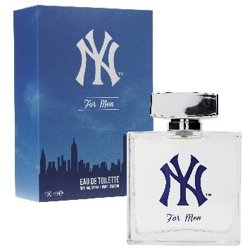 NEW YORK YANKEES EDT UOMO 100 ML.