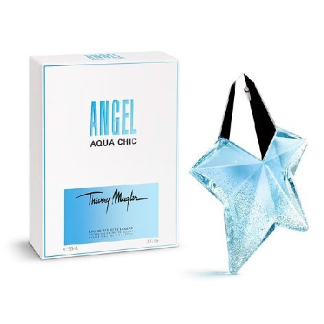 THIERRY MUGLER ANGEL AQUA CHIC EDT DONNA 50 ML.