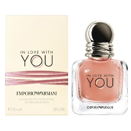 ARMANI IN LOVE WITH YOU EDP DONNA 30 ML.