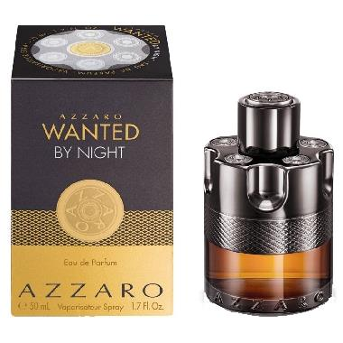 AZZARO WANTED BY NIGHT EDT UOMO 50 ML.