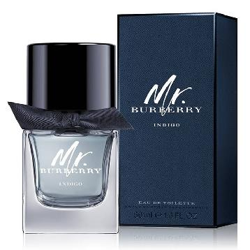 BURBERRY MR. BURBERRY INDIGO EDT UOMO 50 ML.