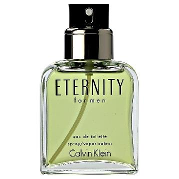 CK ETERNITY EDT UOMO 50 ML.