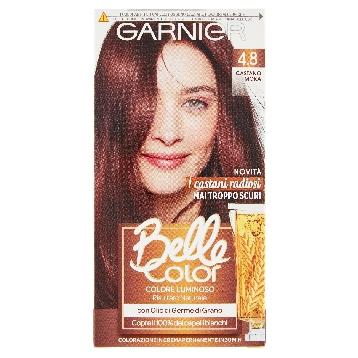 BELLE COLOR COLORANTE CAP. 4.8 CASTANO MOKA