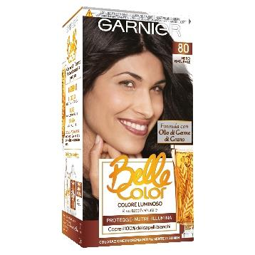 BELLE COLOR COLORANTE CAP. 80 NERO NATURALE