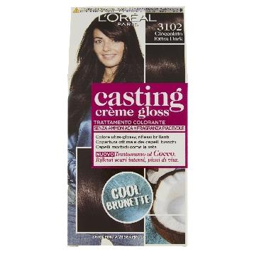 CASTING COLORANTE CAP. 3102 CREMA CIOCCOLATO EXTRA DARK NO AM
