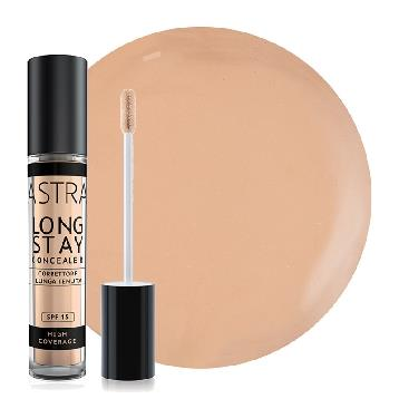 ASTRA CORRETTORE FLUIDO LONG STAY CONCEALER  03 almond *