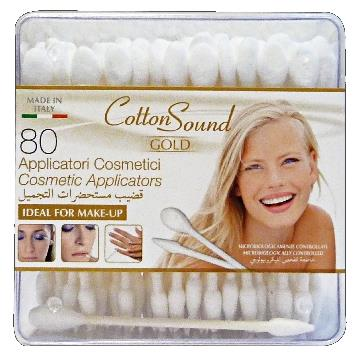 COTTON SOUND BASTONCINI MAKE-UP *80 PZ.
