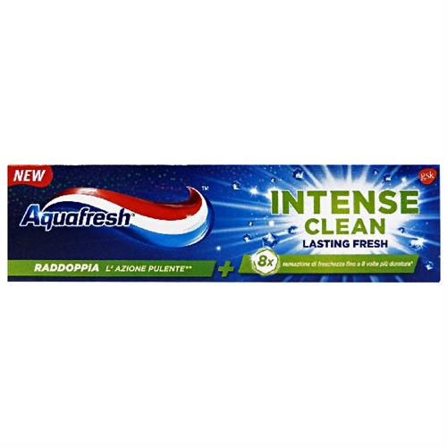 AQUAFRESH DENTIFRICIO 75 ML. INTENSE CLEAN LASTING FRESH